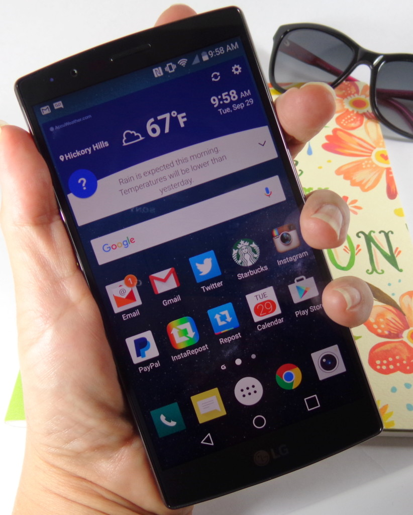 Review of LG G4 Phone