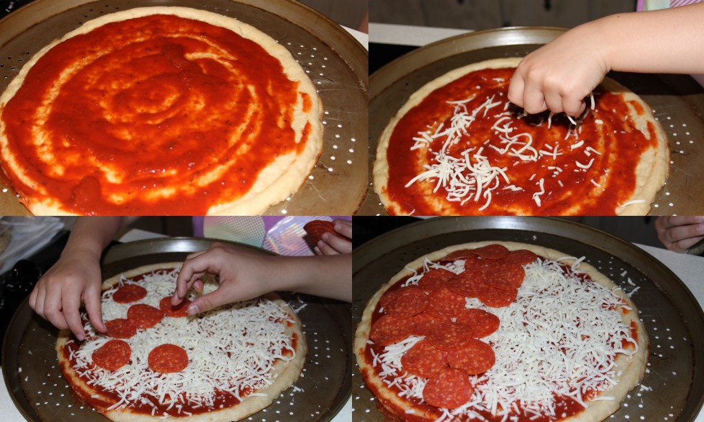 Make Rustic Pizza at Home