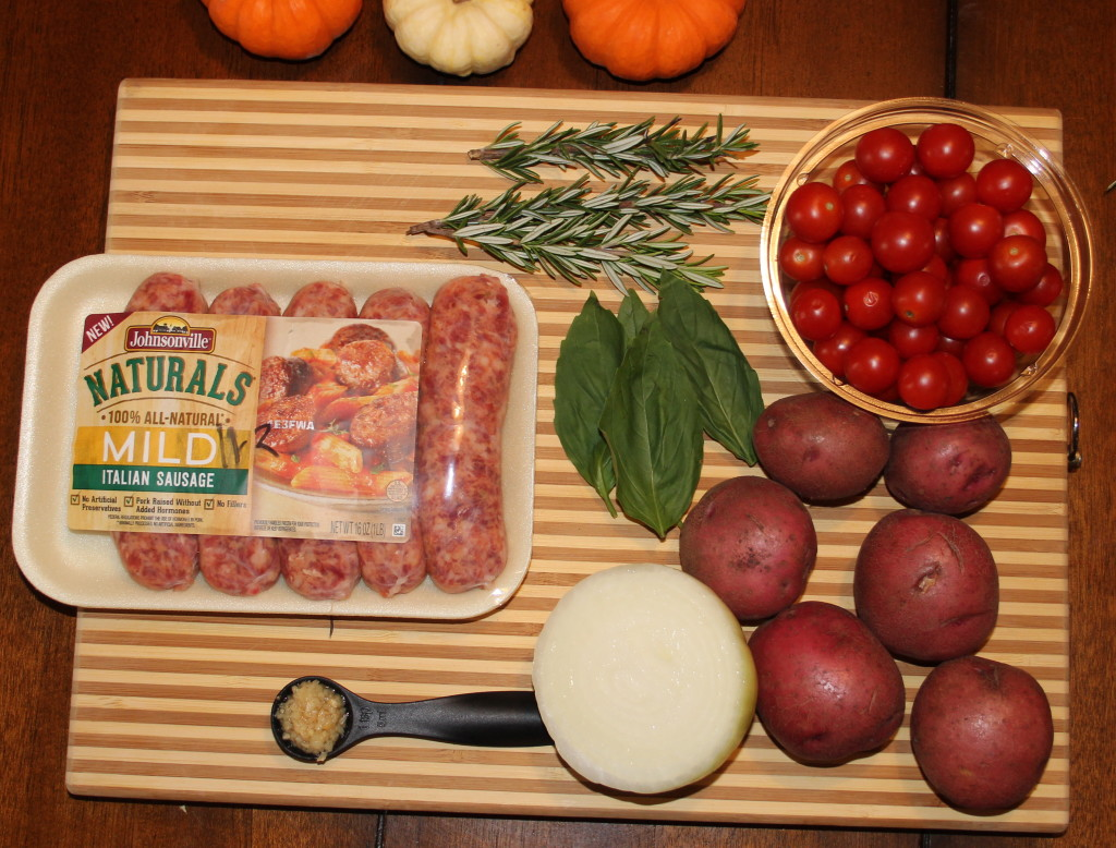 Cooking with Johnsonville Naturals