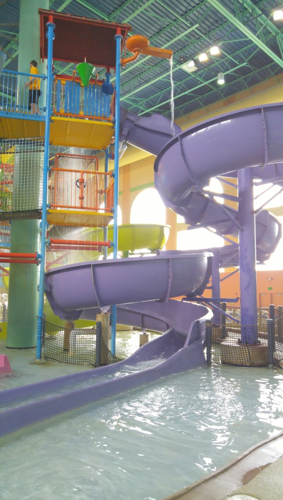 Water Slide Key Lime Cove Toukie's Deluge