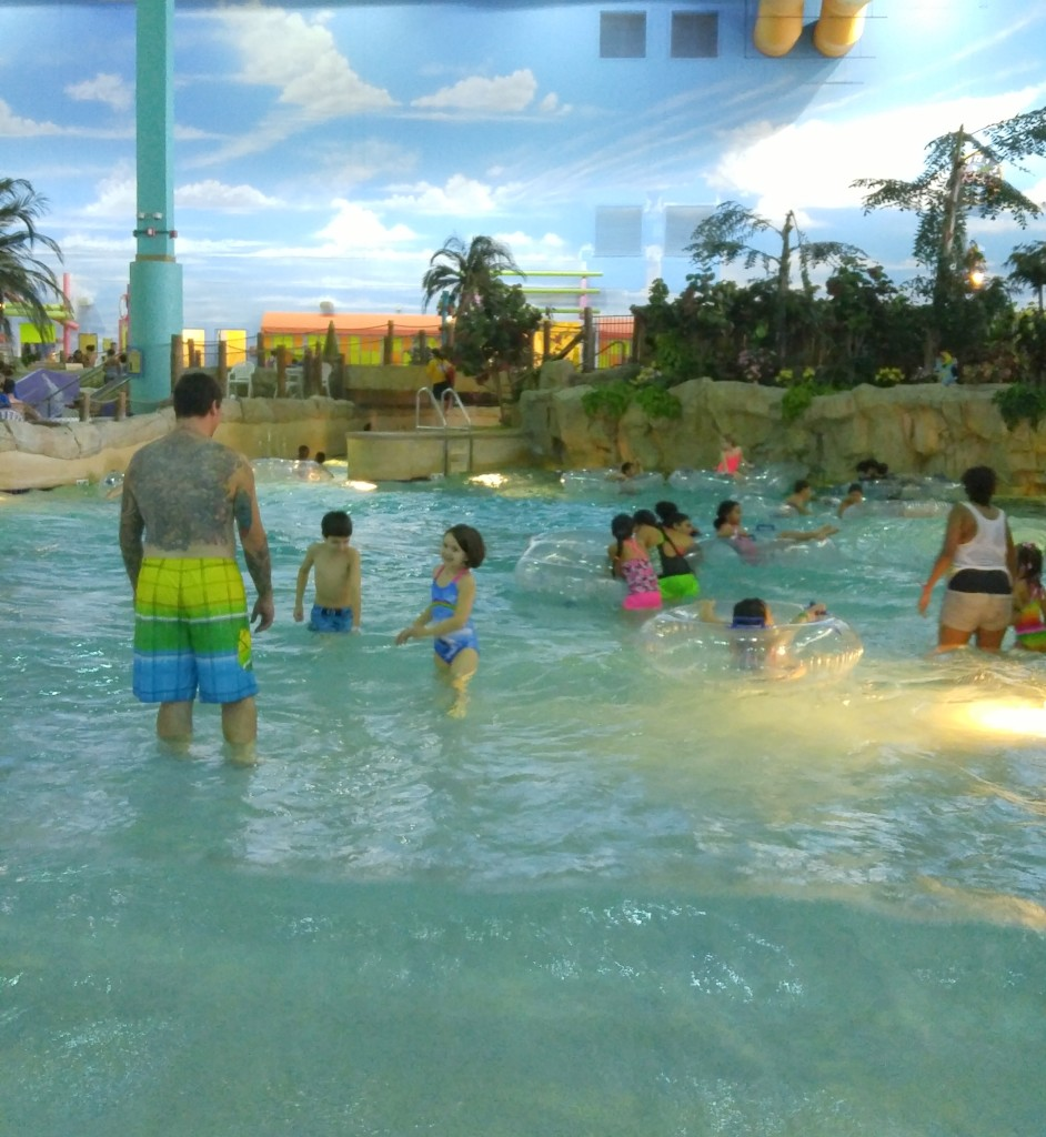 Wave Pool at Key Lime Cove
