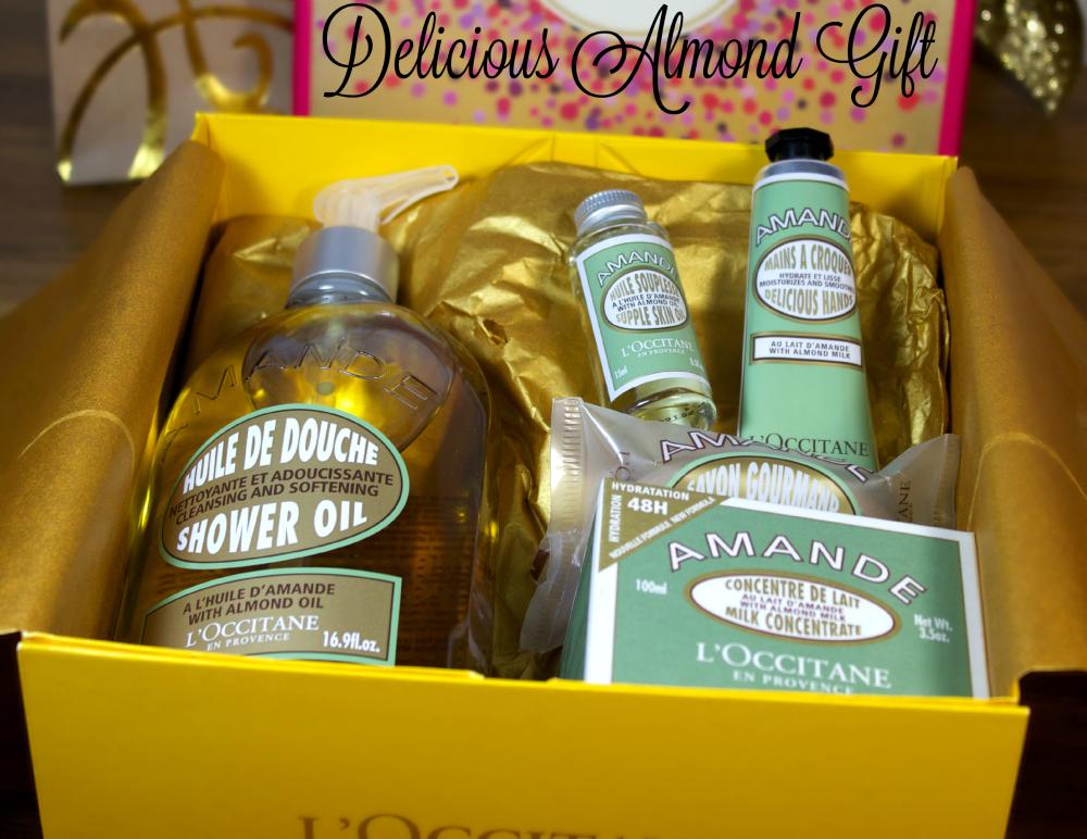 L'Occitane Almond Holiday Set