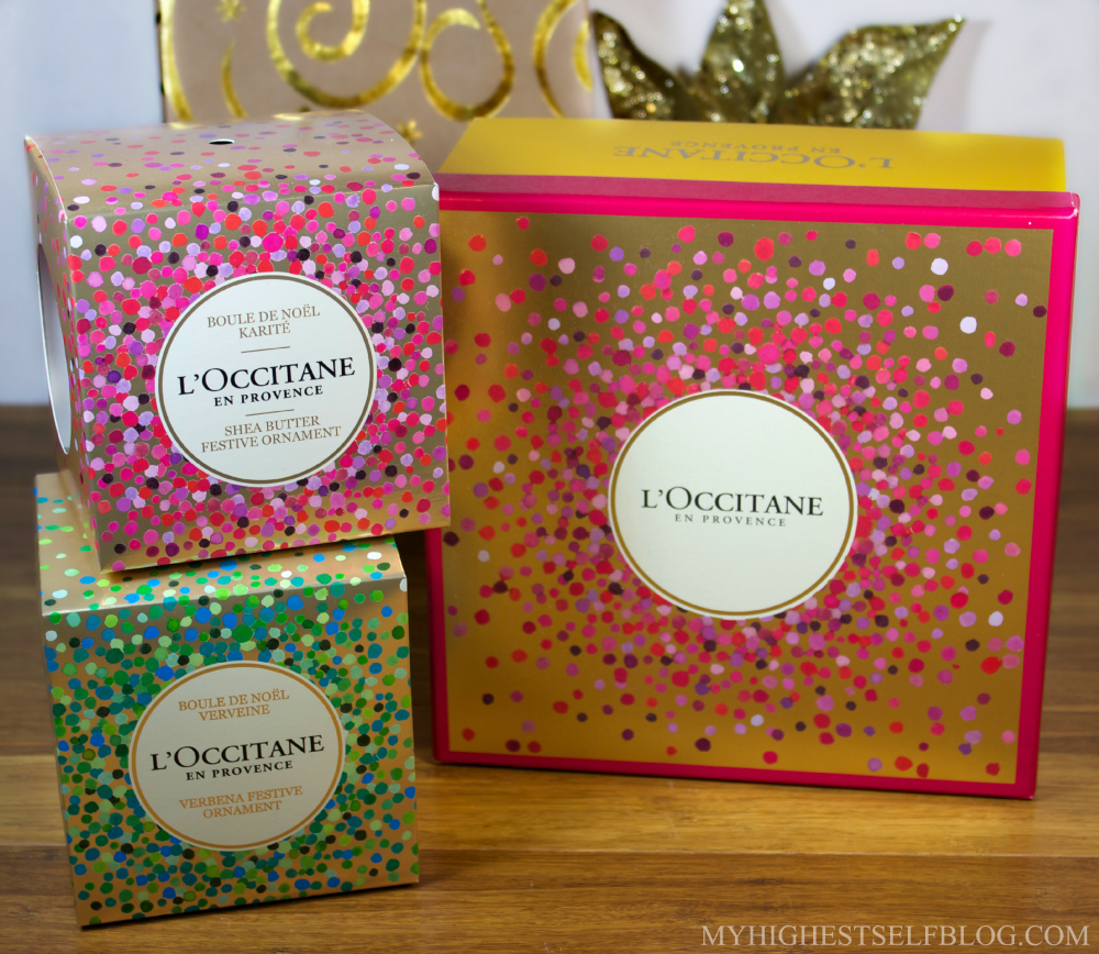 Lovely Holiday Gifts from L'Occitane - My Highest Self