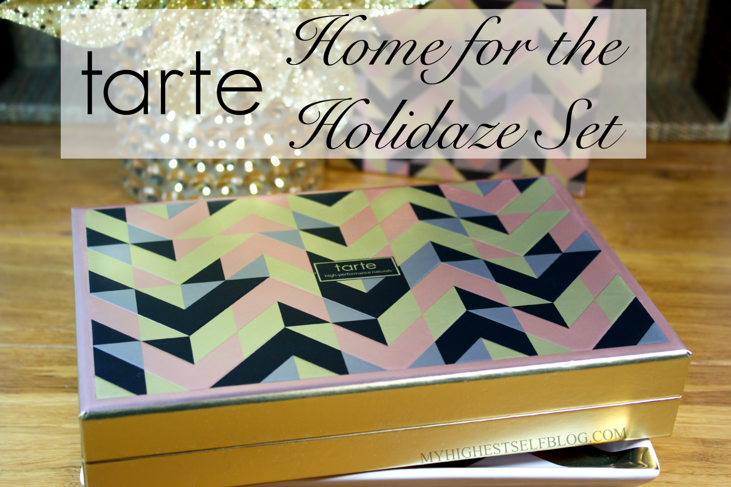 tarte Holiday 2015