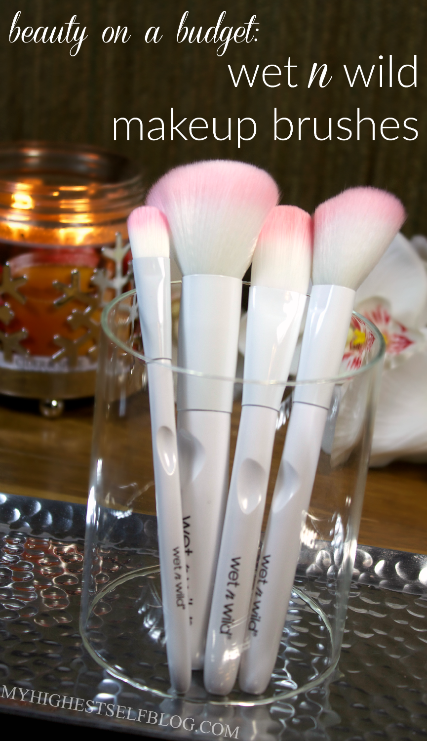 New Wet n Wild Makeup Brushes