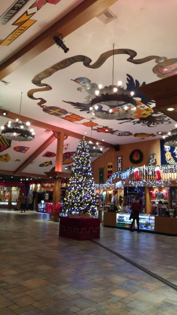 A look inside Medieval times