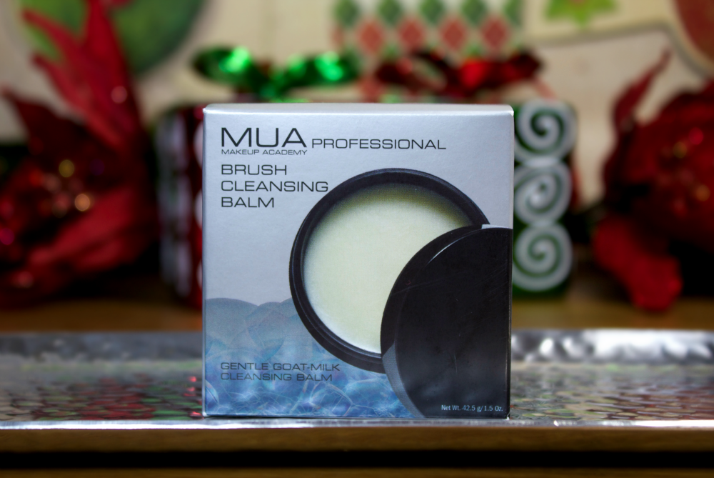 New! MUA Professional Brush Cleansing Balm