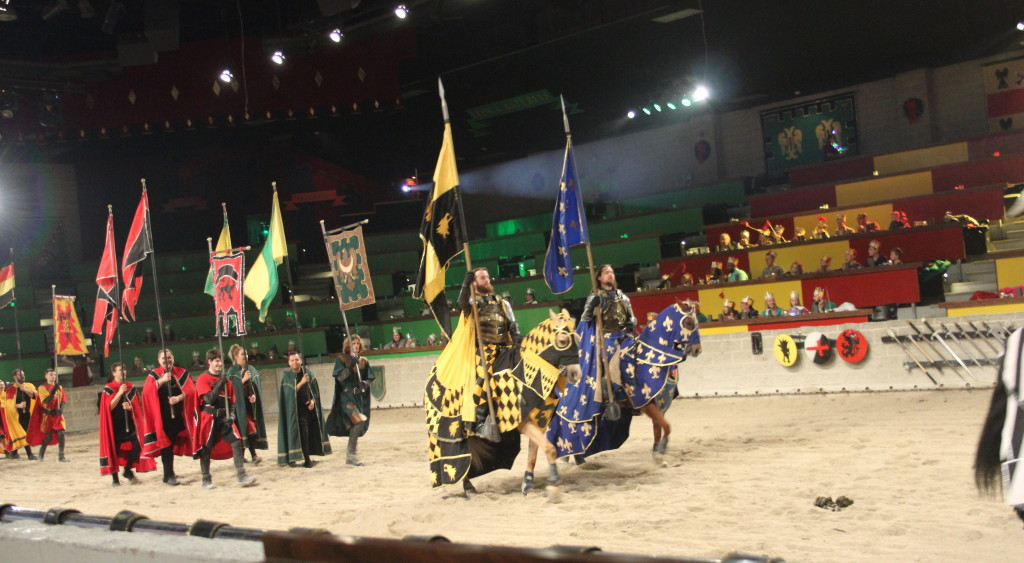 MedievalTimesKnights