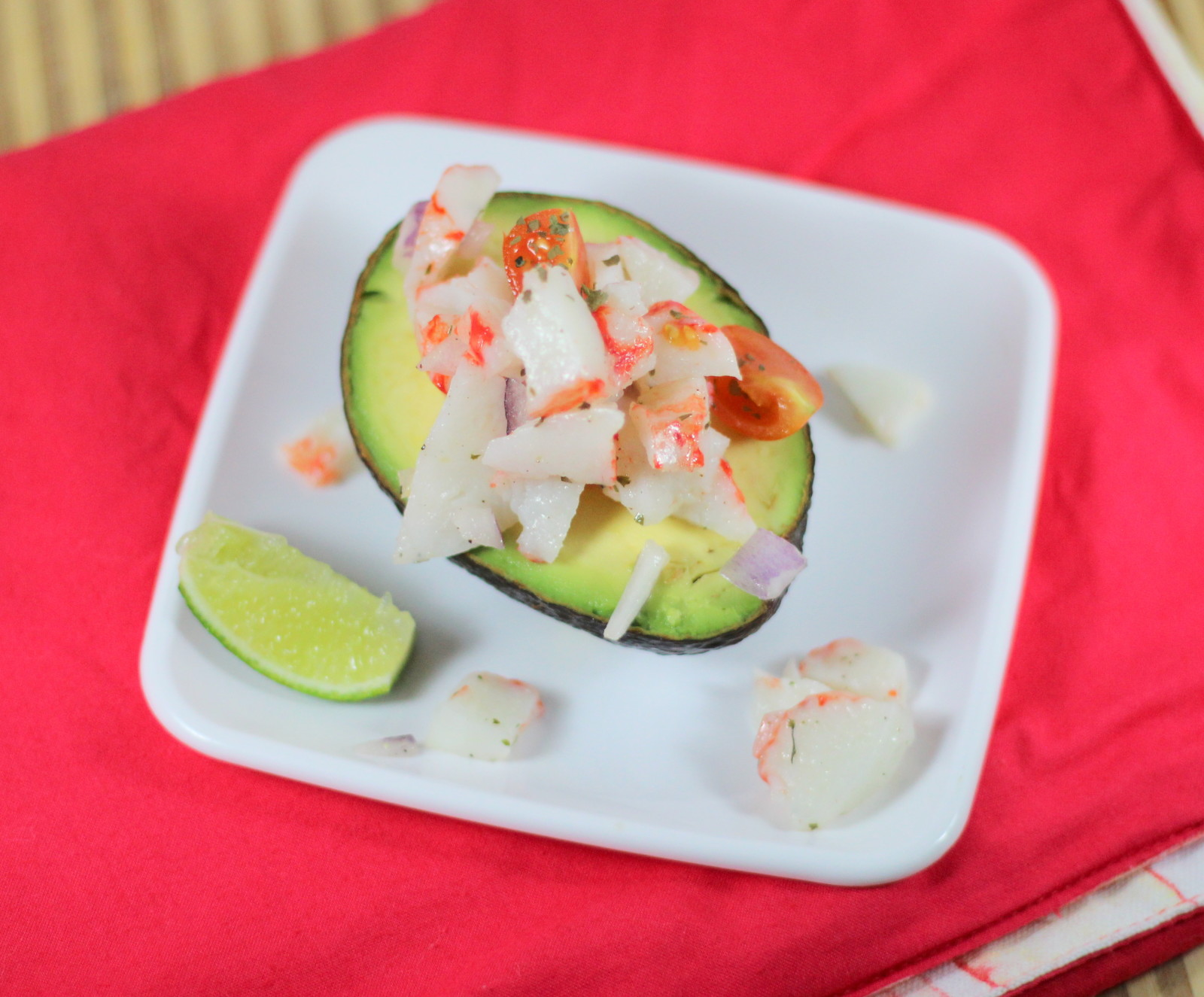 Make Crab Salad with Crab Classic
