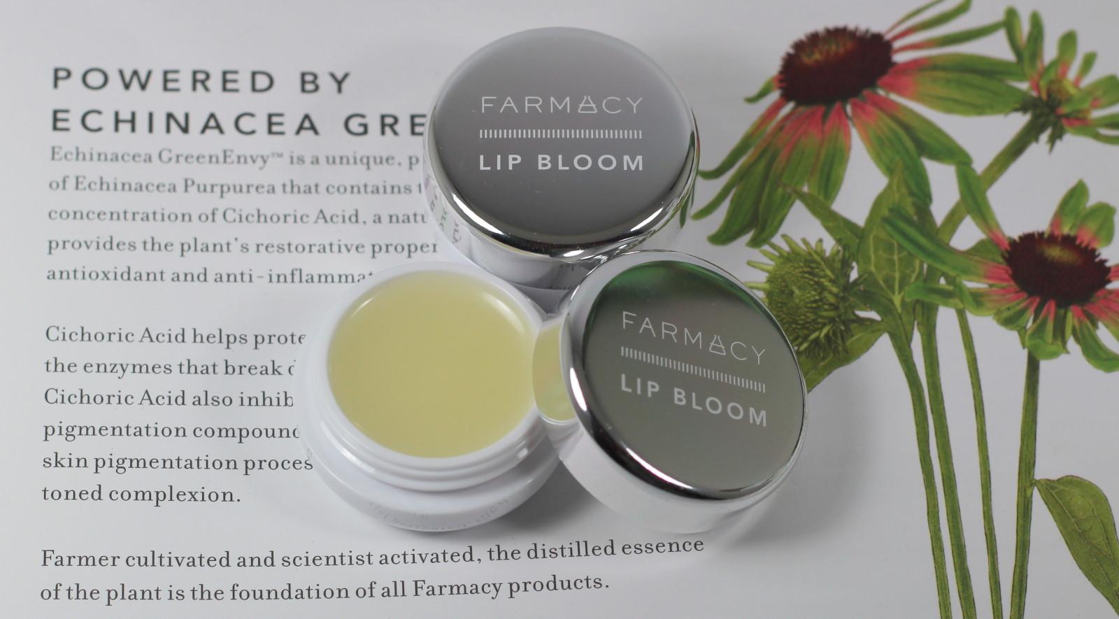 Review Farmacy Lip Bloom Citrus Lemongrass