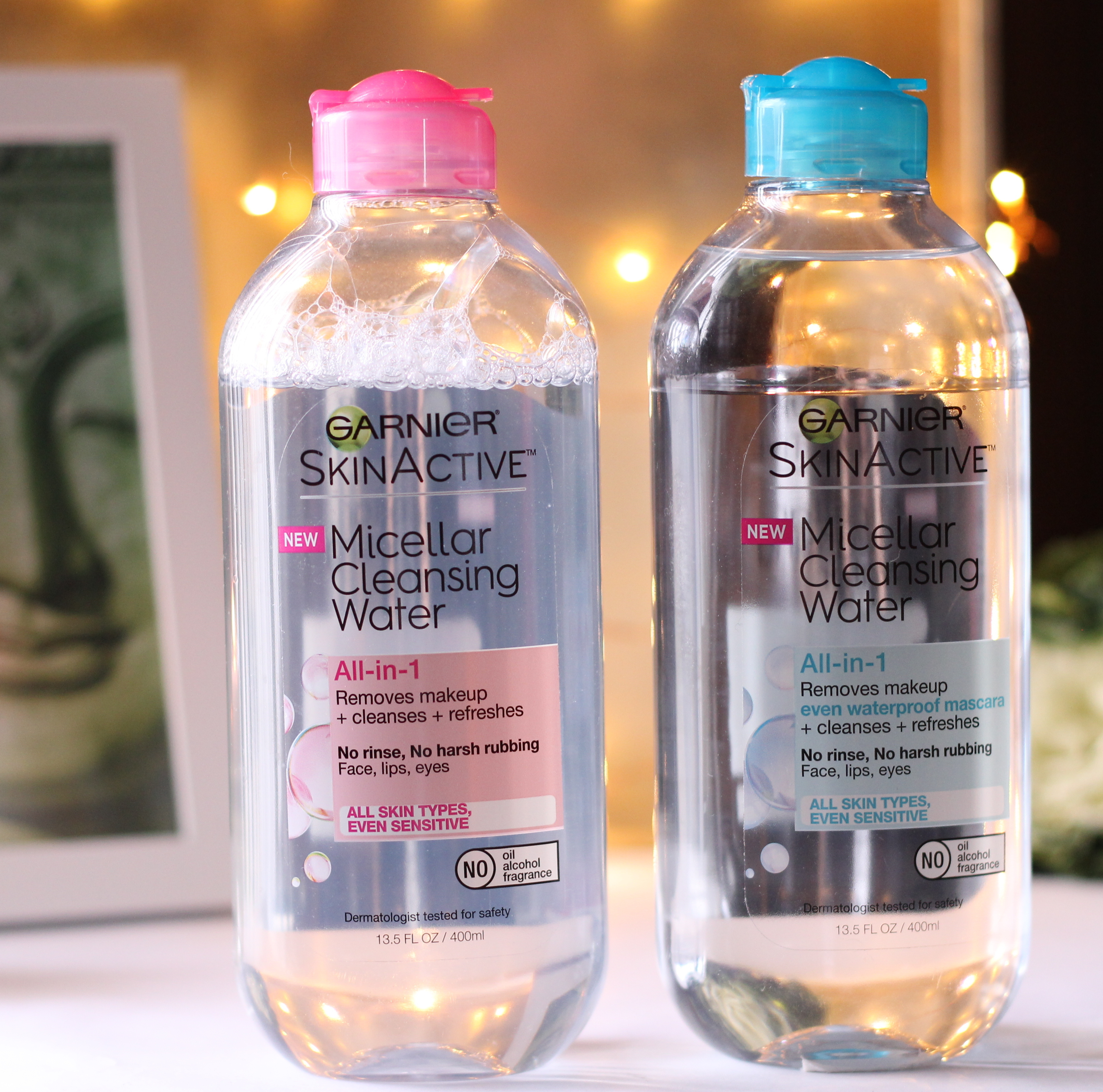 How to use Garnier Micellar Cleansing Water