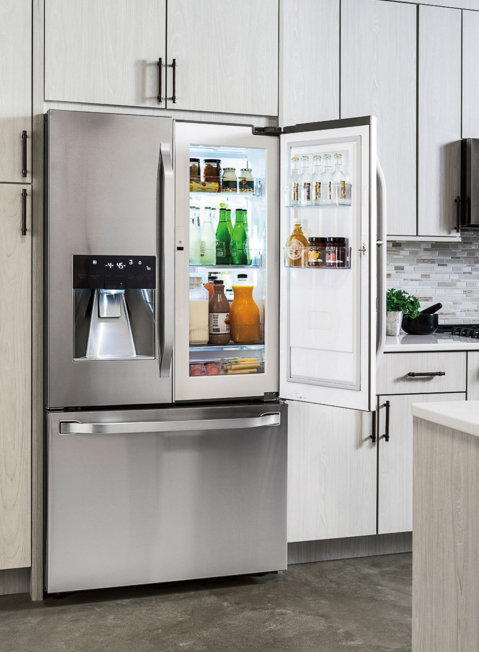 LG Studio Line Energy Efficient Appliances for Earth Day