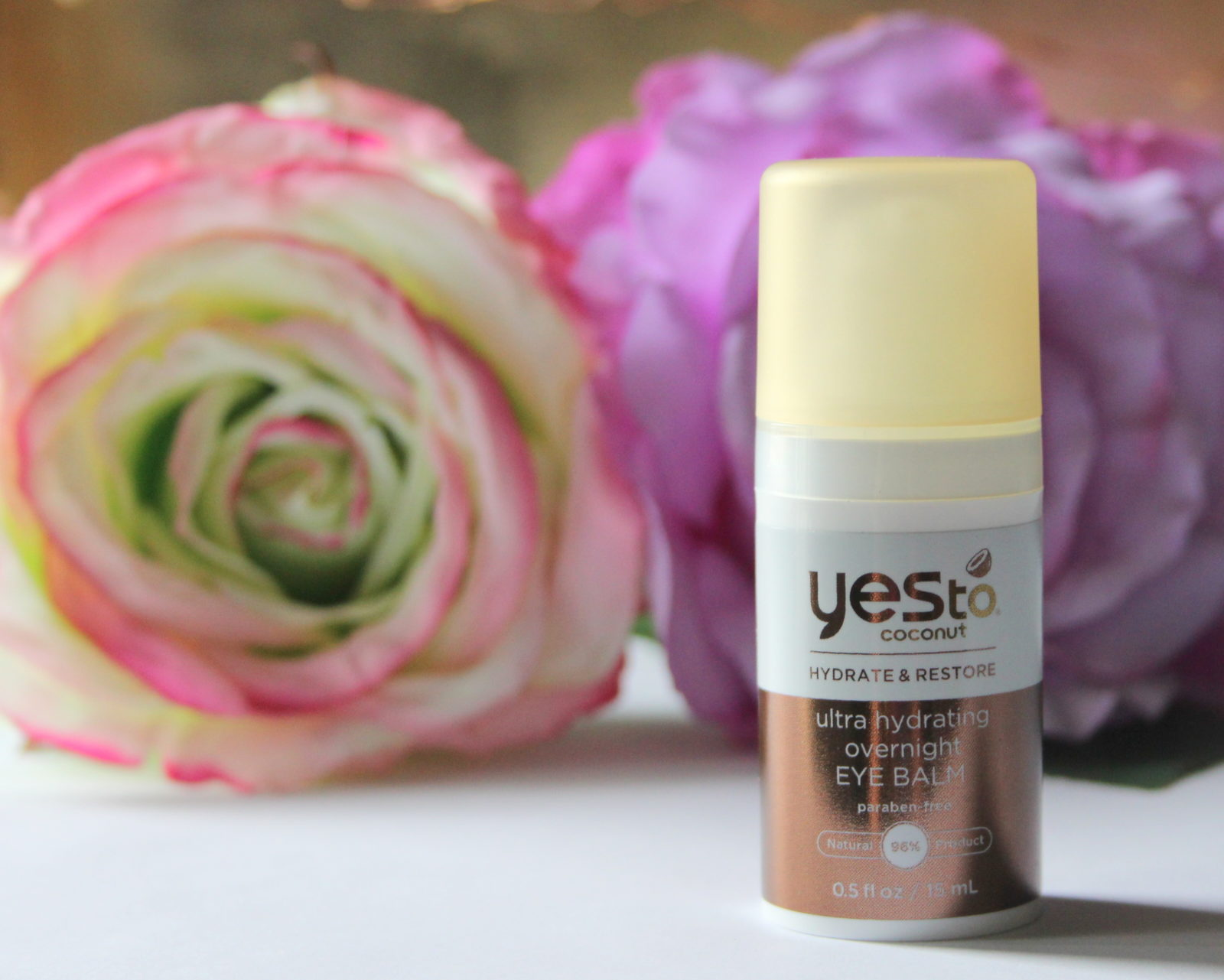 Yes to Coconut Eye Cream Review
