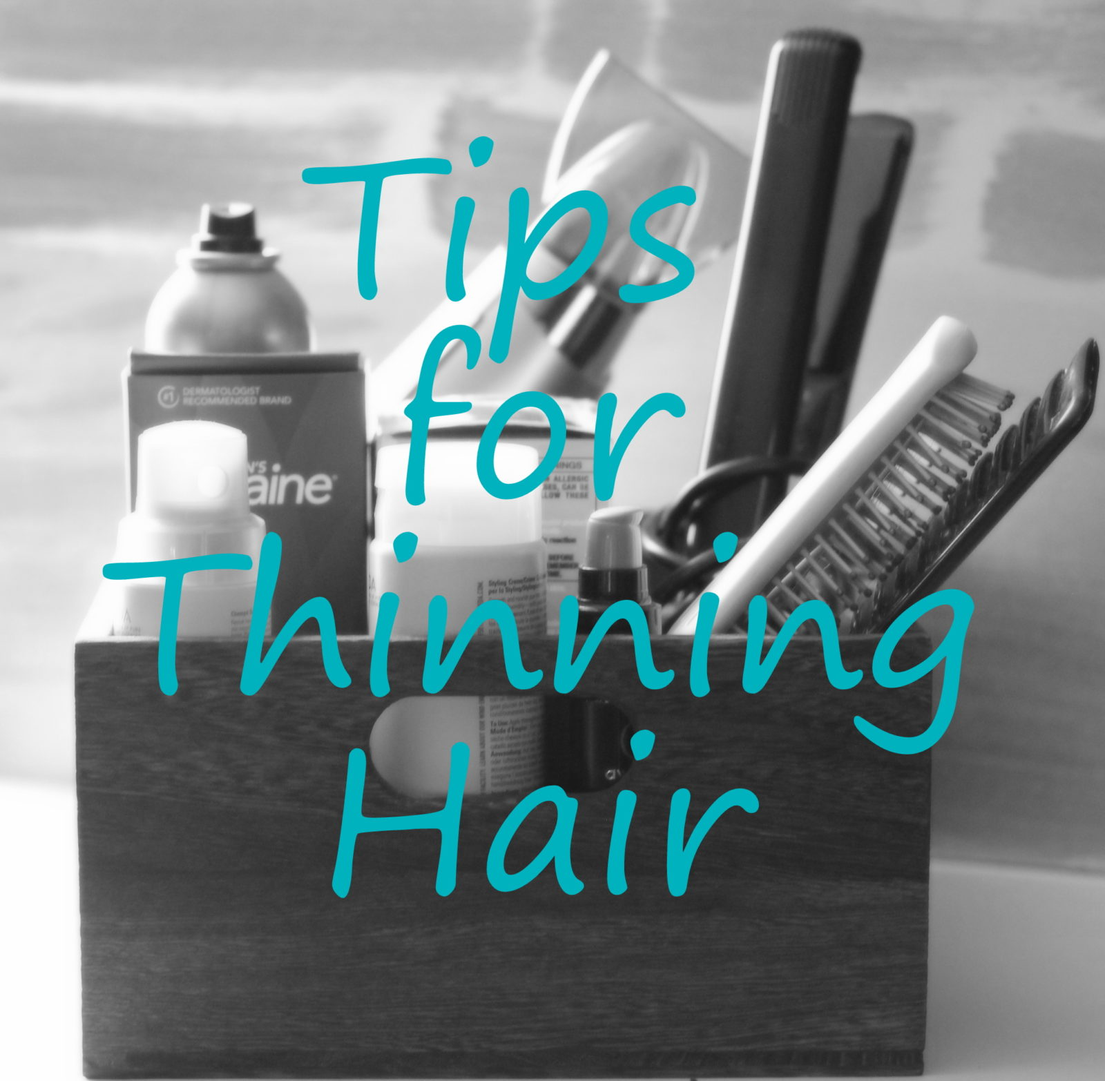 Tips for Thinning Hair in Women