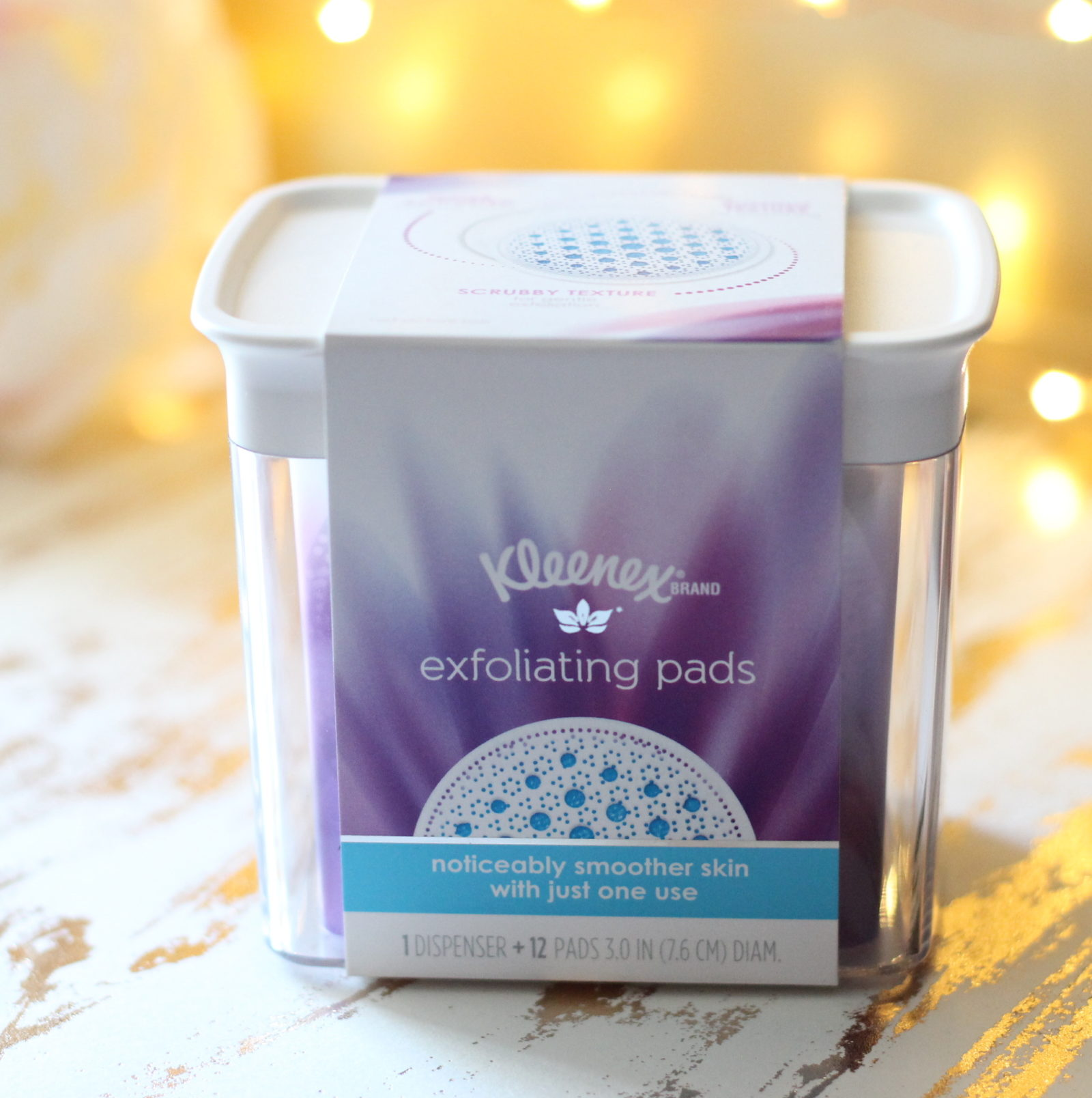 Review: Kleenex Exfoliating Cushions