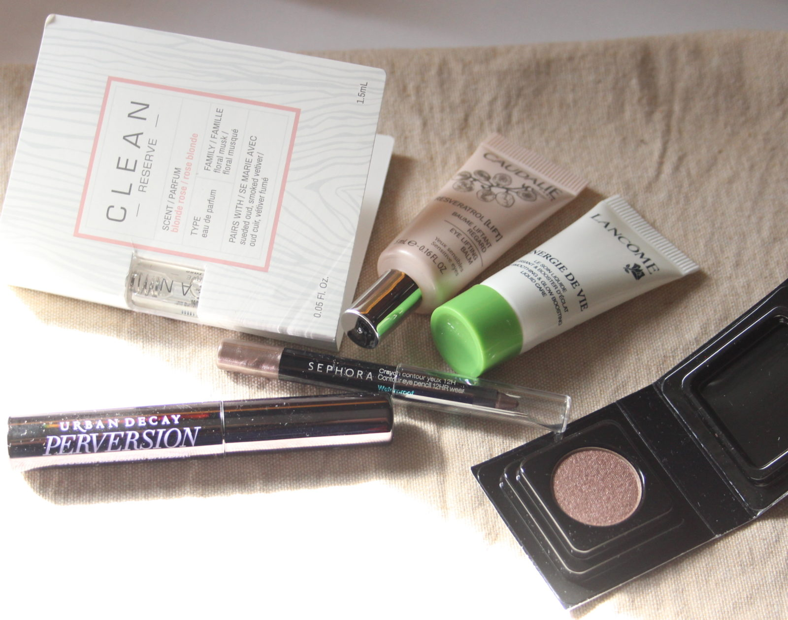 Play by Sephora August 2016