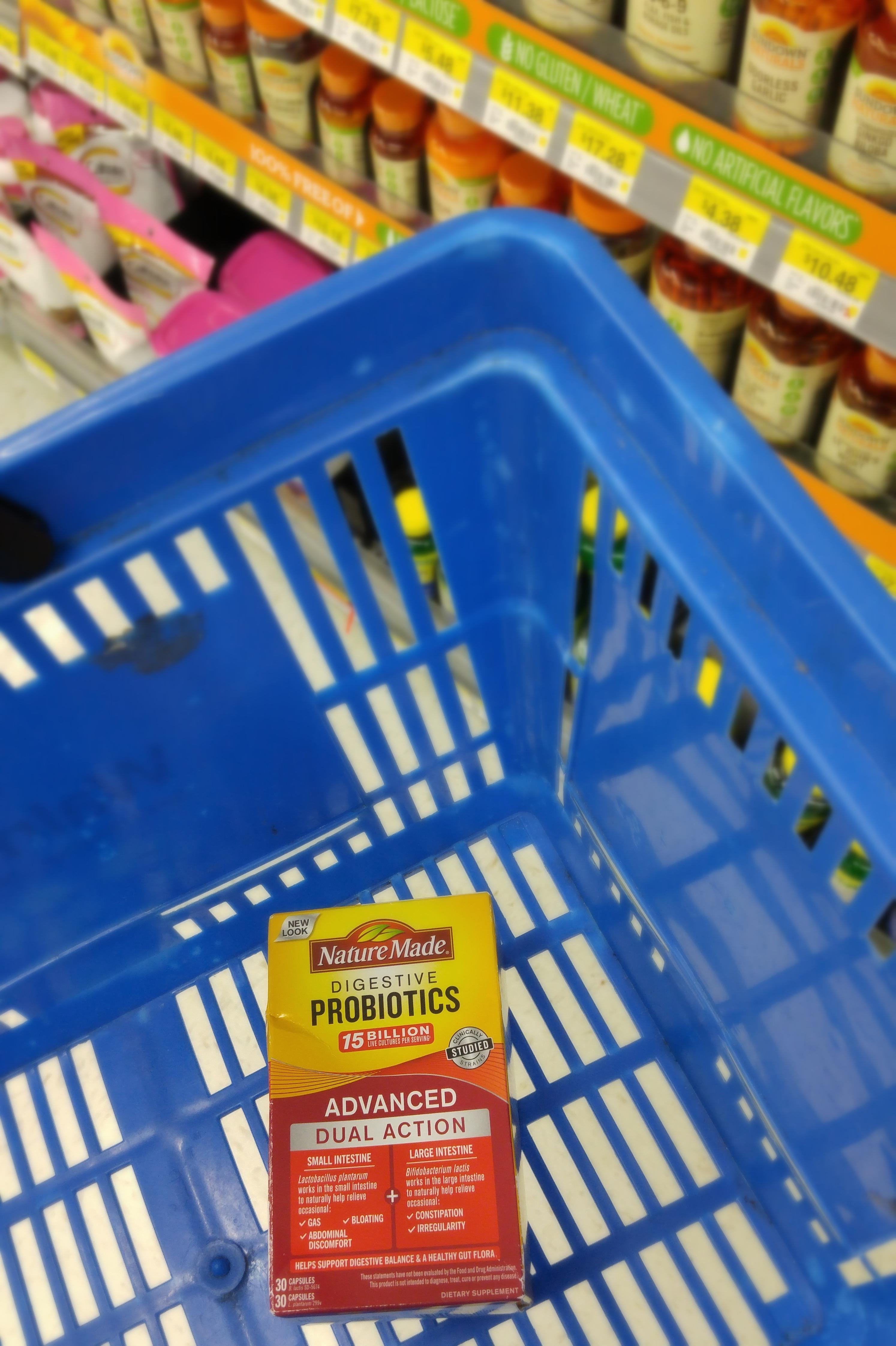 Nature Made Probiotics Walmart