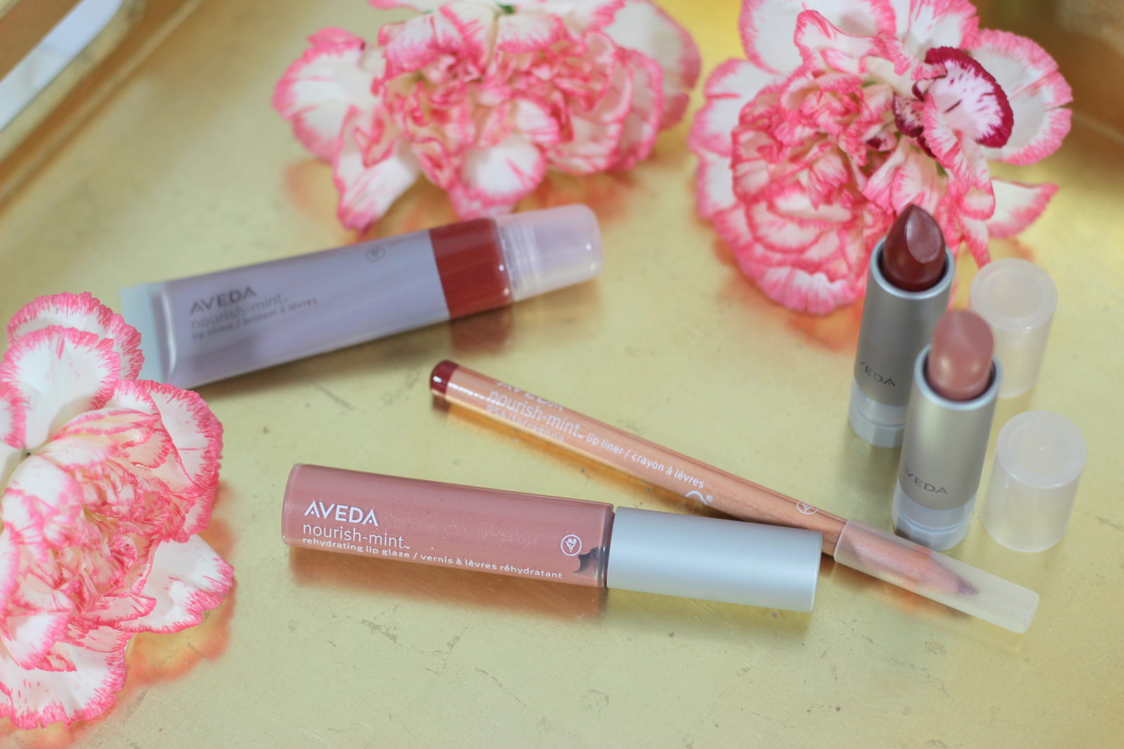 Aveda FOKLOR – Autumn/Winter Makeup Collection