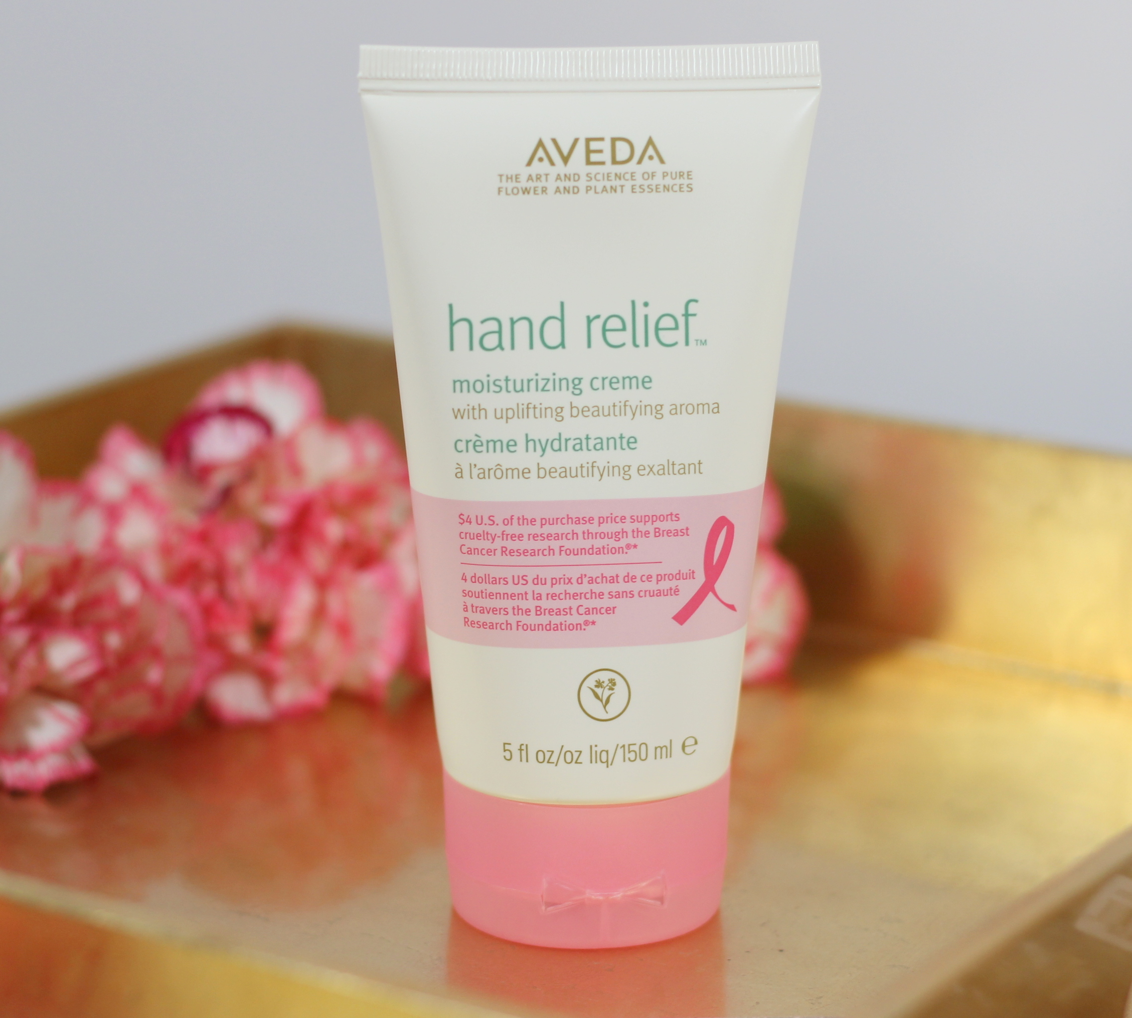 Aveda Hand Relief Review