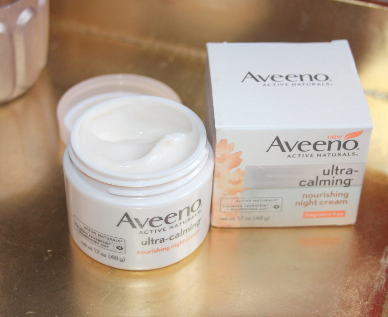 Aveeno Ultra Calming Night Cream