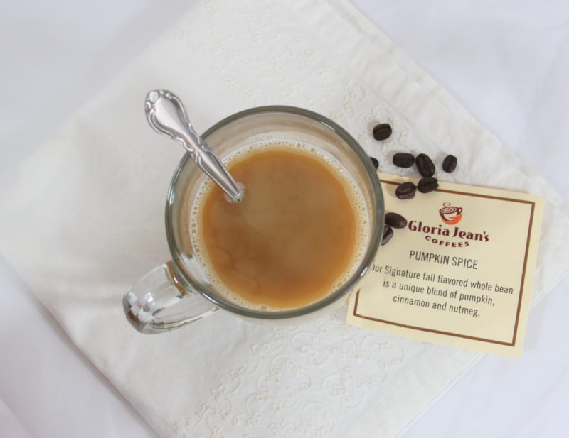 Gloria Jean's for Holiday Coffee Blends