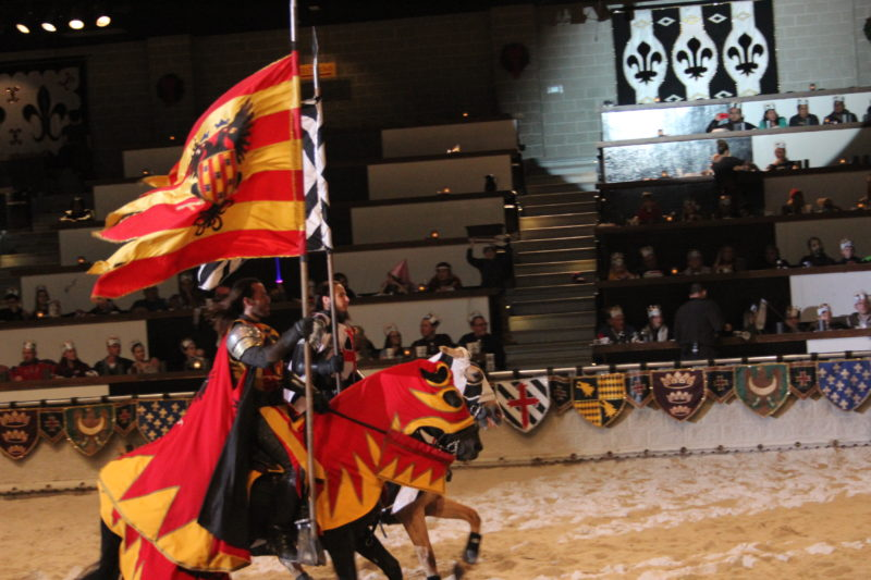 Medieval Times for Family Fun + Giveaway