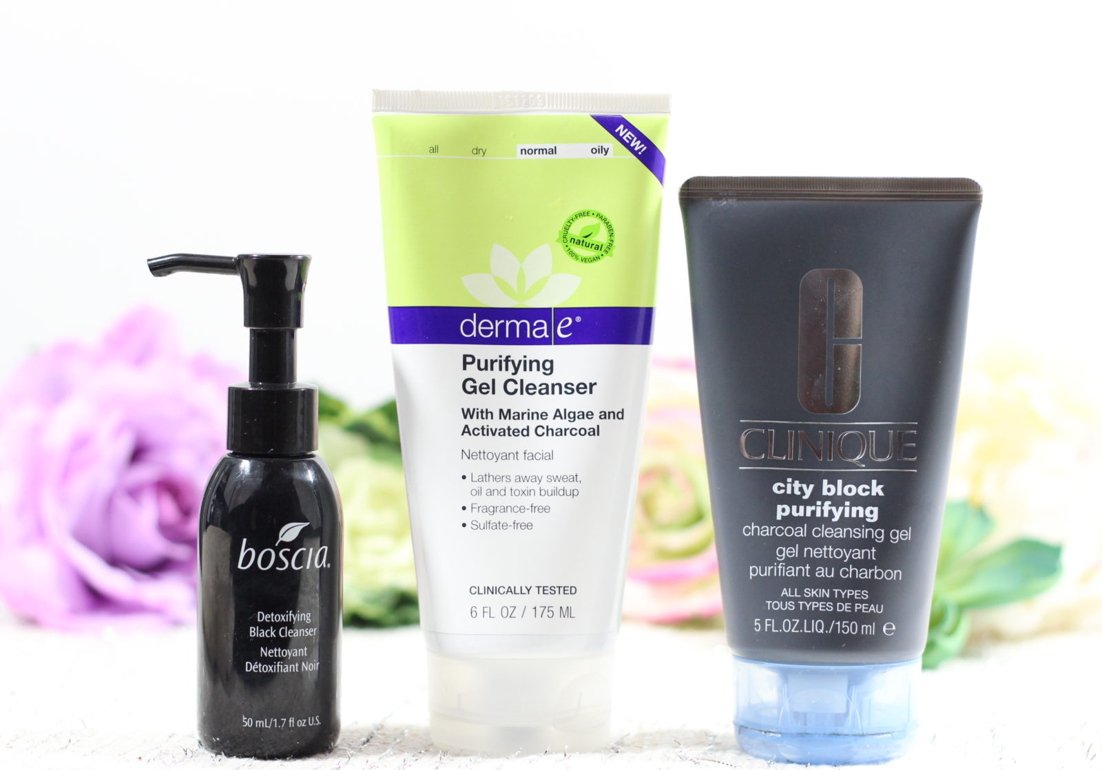 Detox Your Face with Black Cleansers – 3 of My Favorites