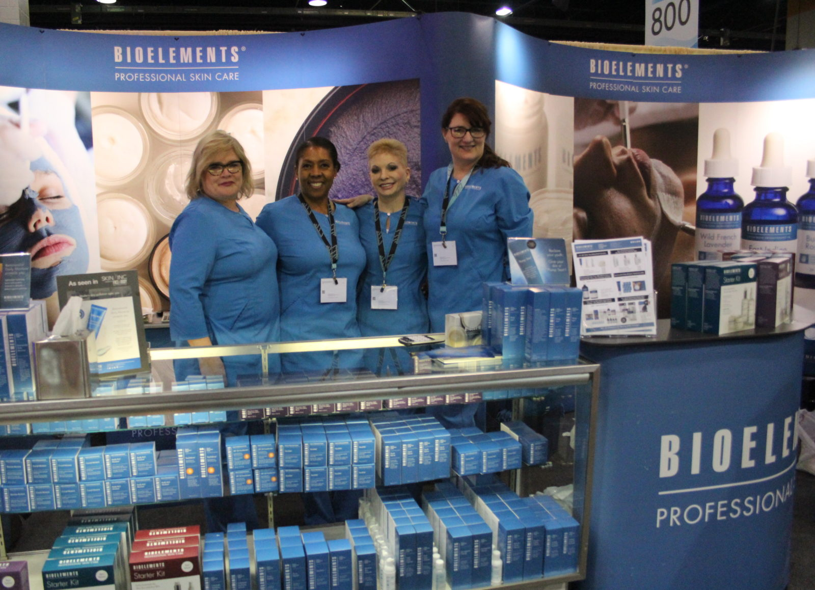 Bioelements at Face & Body Midwest 2017