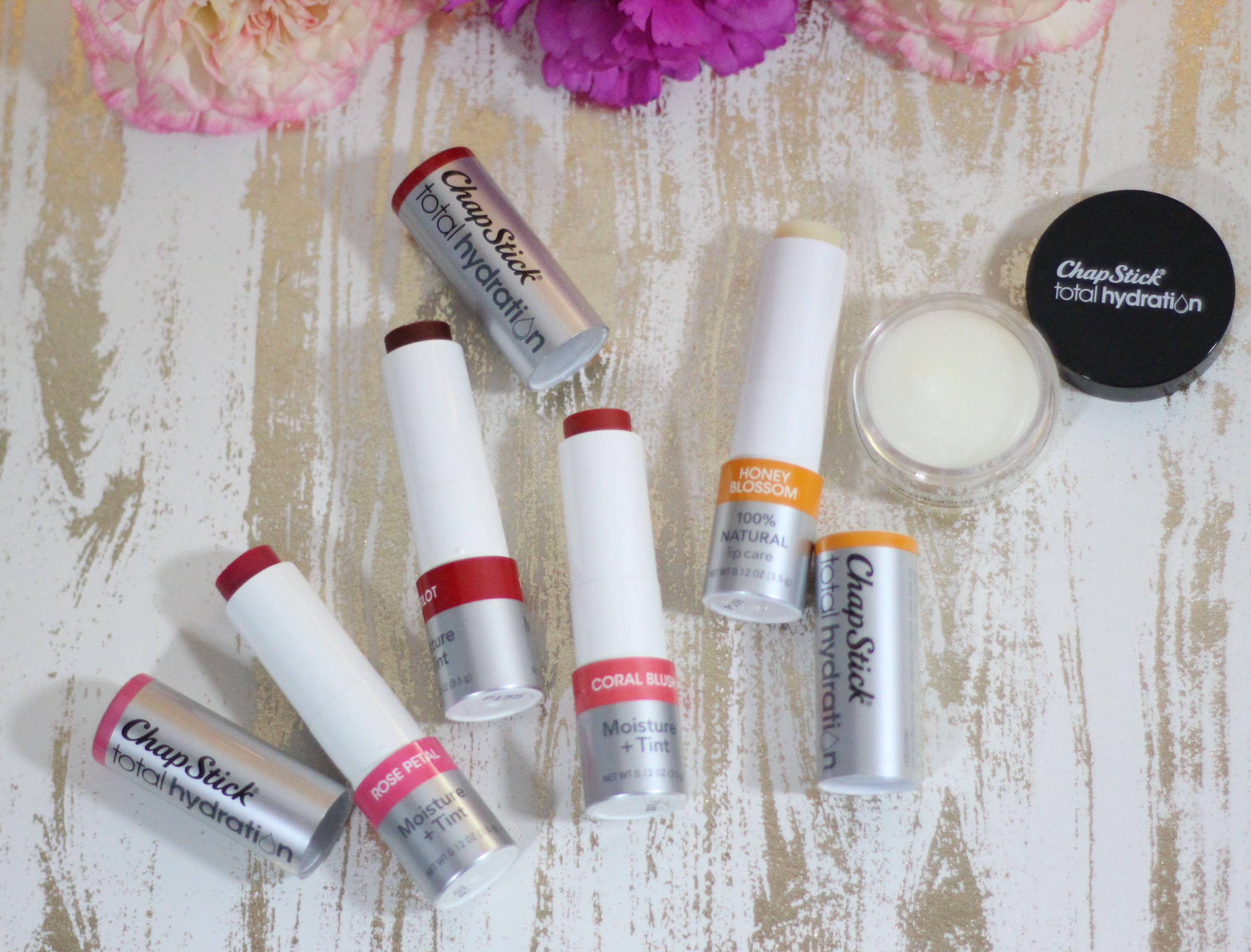 ChapStick® Total Hydration at Target + Giveaway