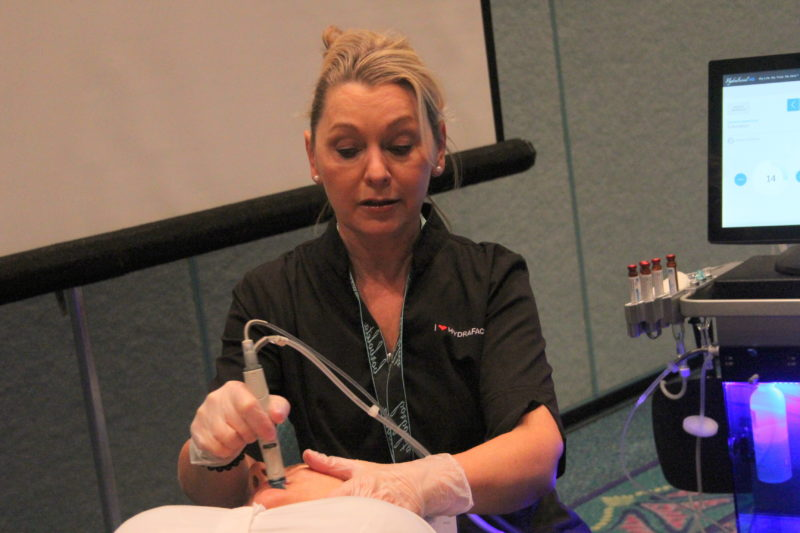 HydraFacial Face Body Midwest 2017