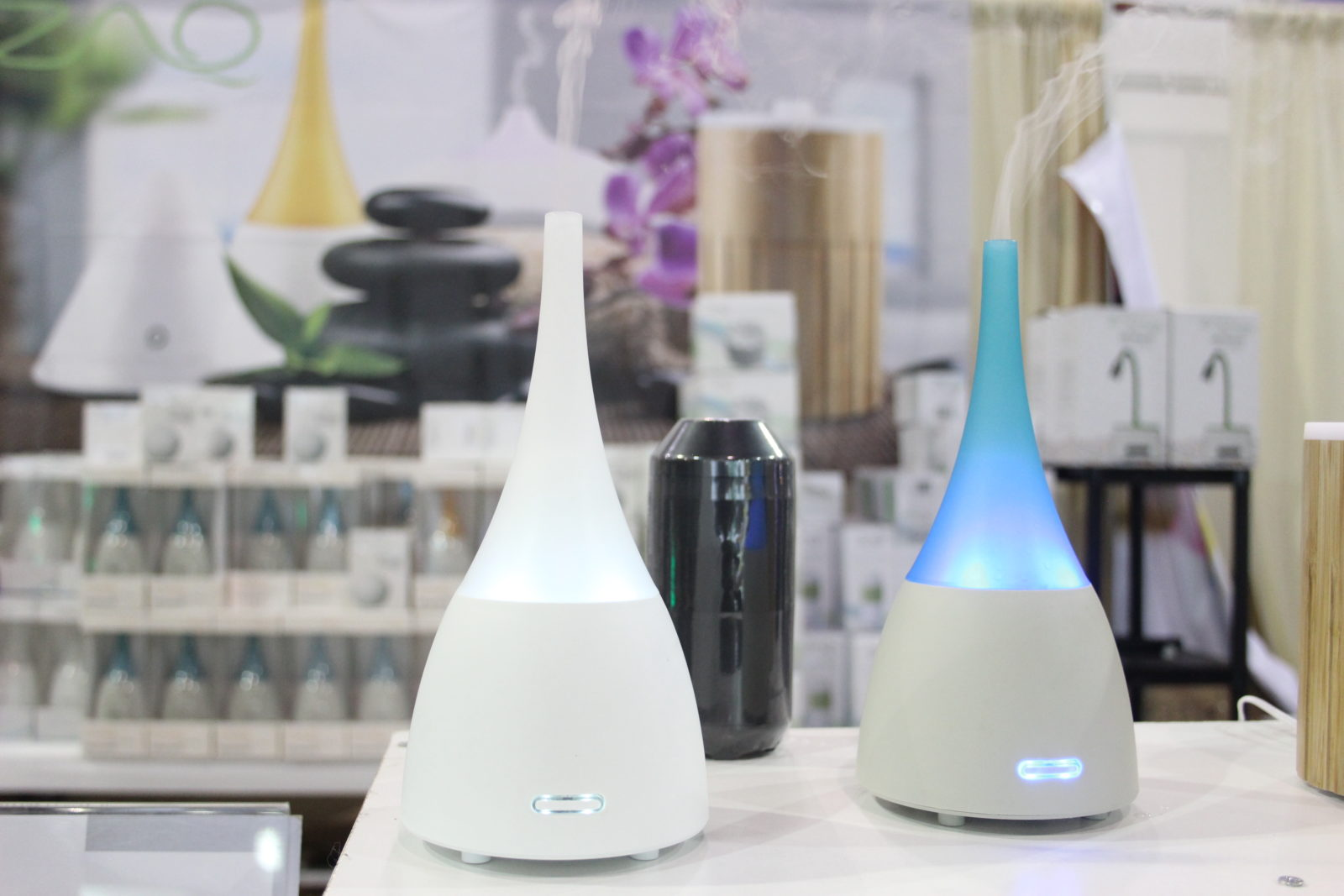 Zao Diffusers Face & Body Midwest 2017