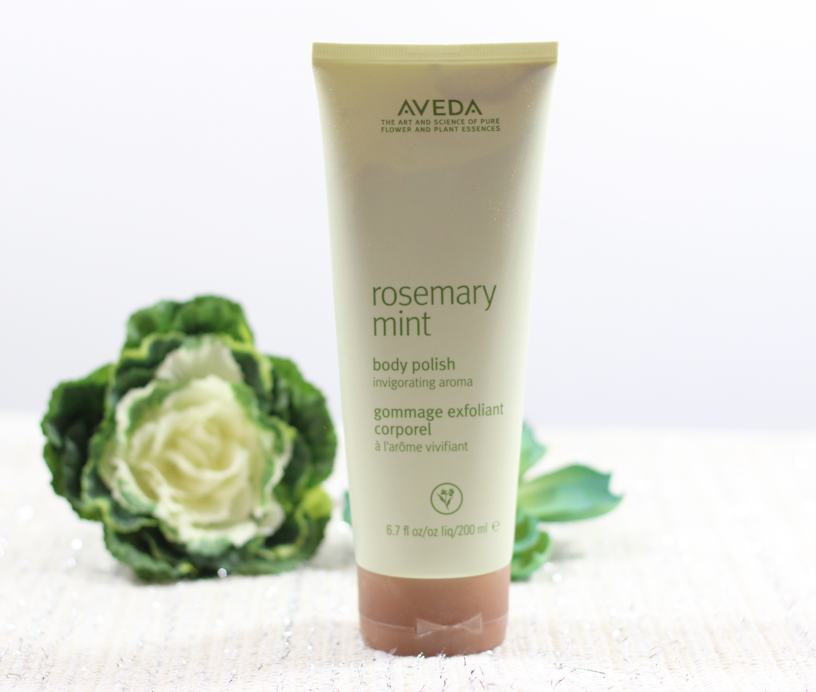 Aveda Rosemary Mint Body Polish Review