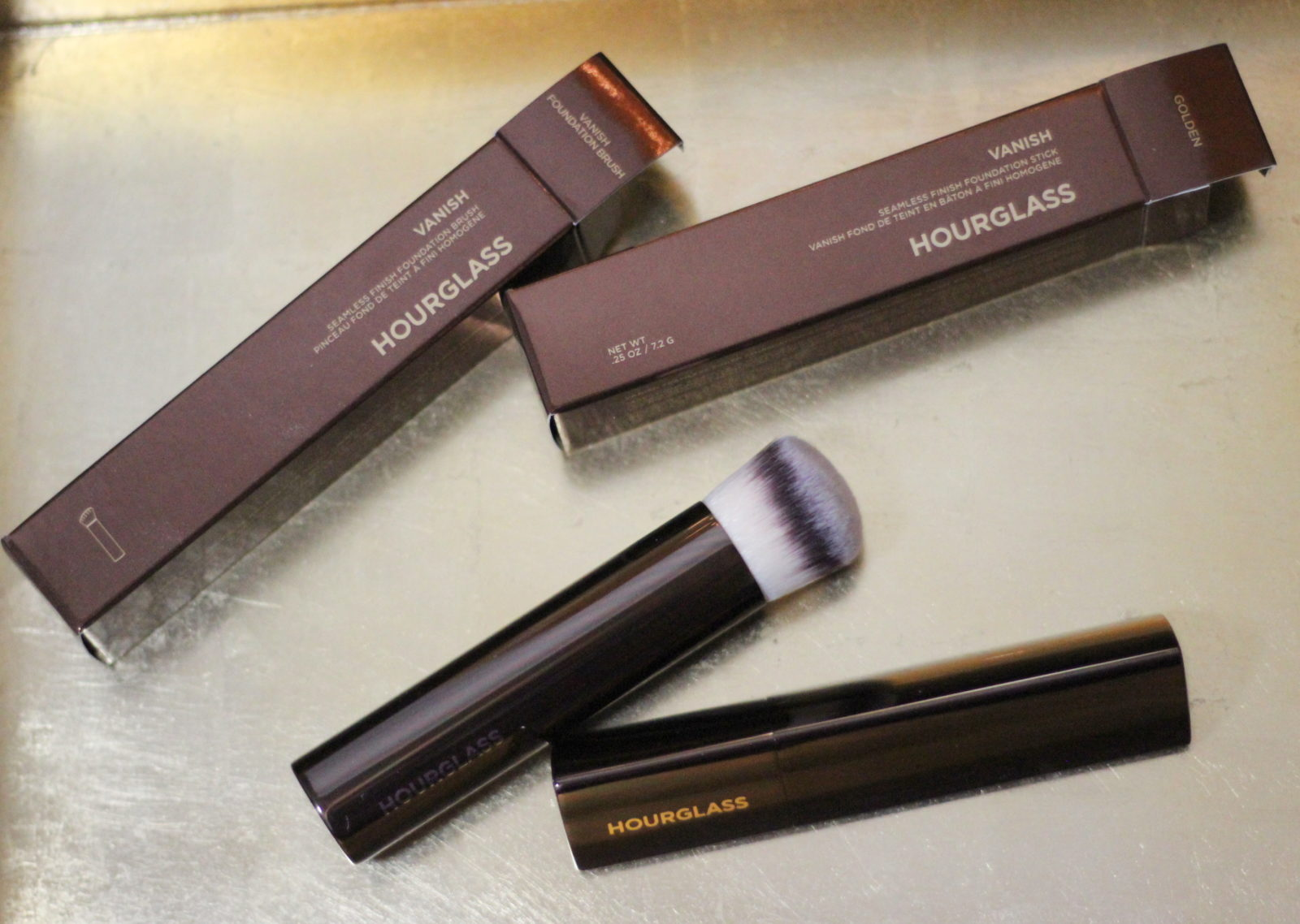Hourglass Vanish Foundation Stick Review