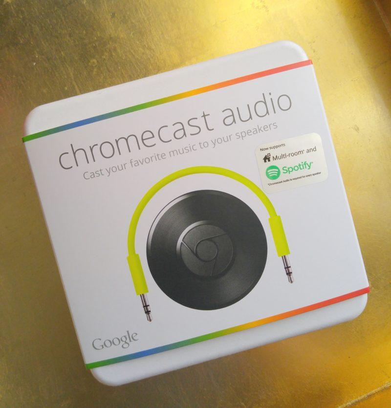 Google Chromecast Audio Best Buy
