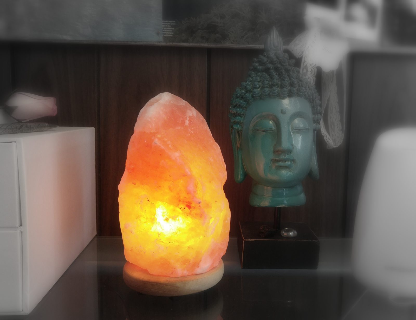 Saltopia Himalayan Salt Lamp Review