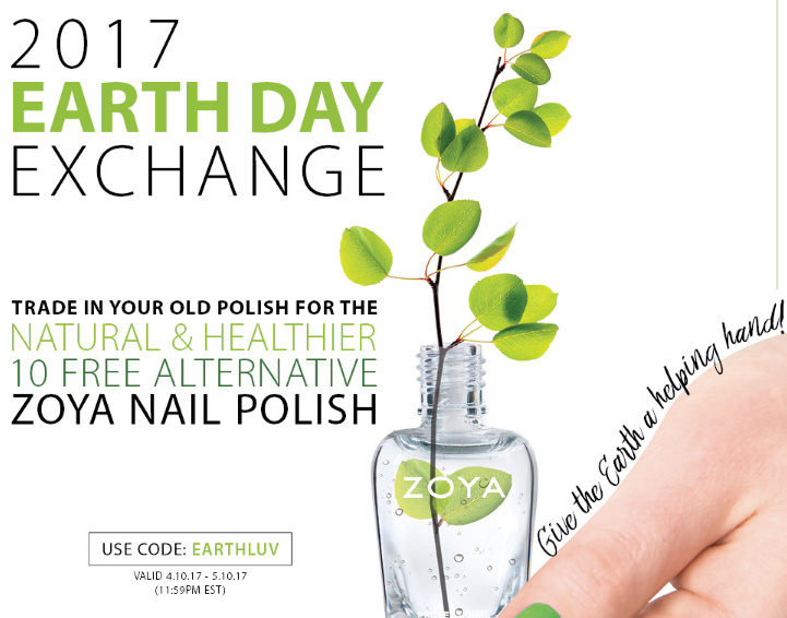 Get 50% off Zoya Nail Polish PLUS Free Shipping