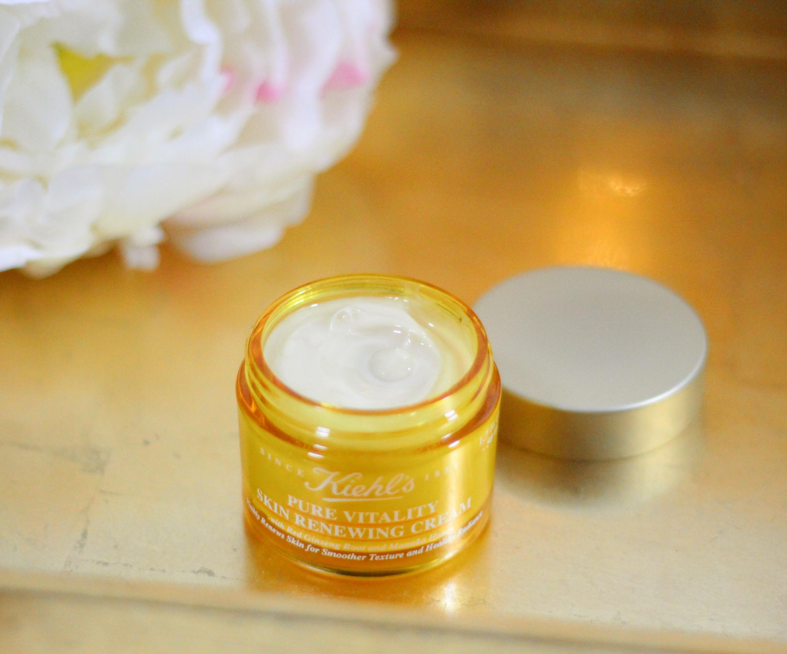 Kiehl's Pure Vitality Skin Renewal Cream