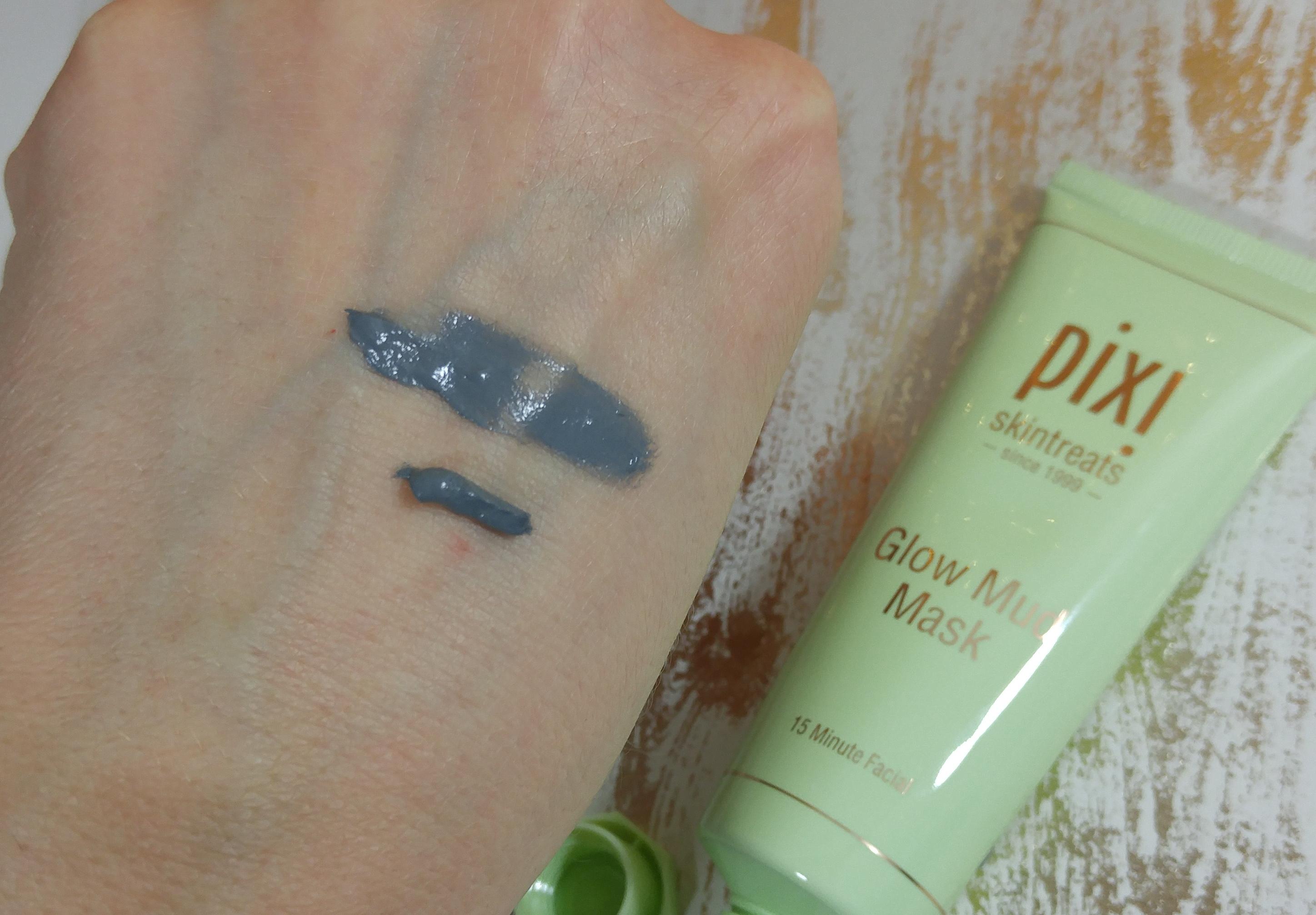 Pixi Glow Mud Mask Swatch