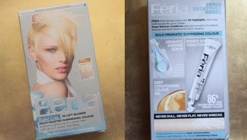 Feria Hi Lift Blonde Review