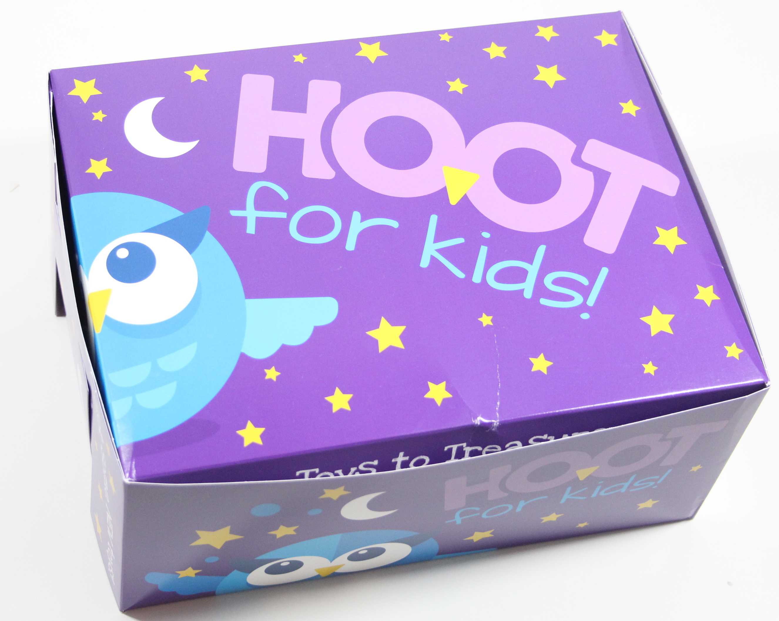 HOOT for Kids – A Treasure Box of Toys for Hands on Occupational Therapy