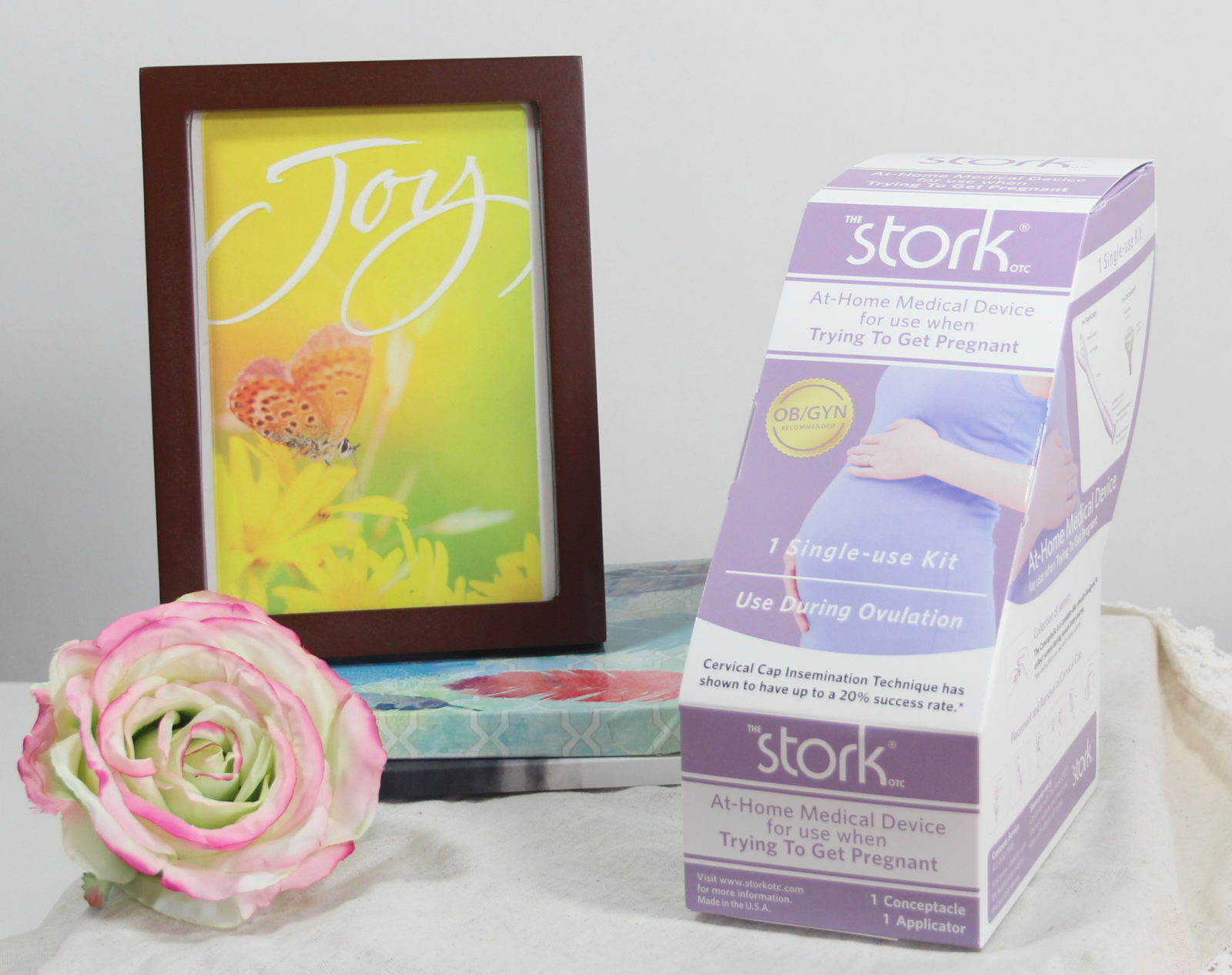 Stork OTC At Home Device