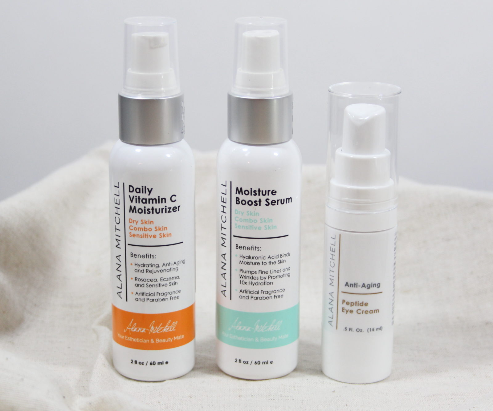 Alana Mitchell Skincare Review