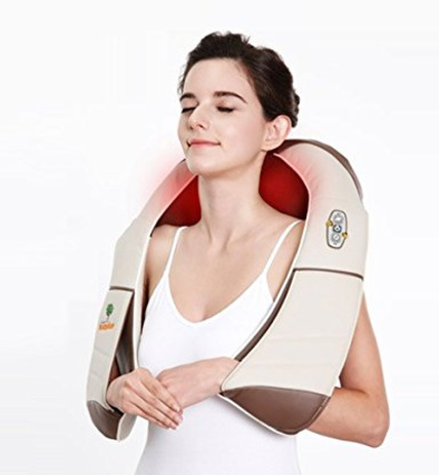 Put the Happy Room Luxury Neck Massager on Your Wish List