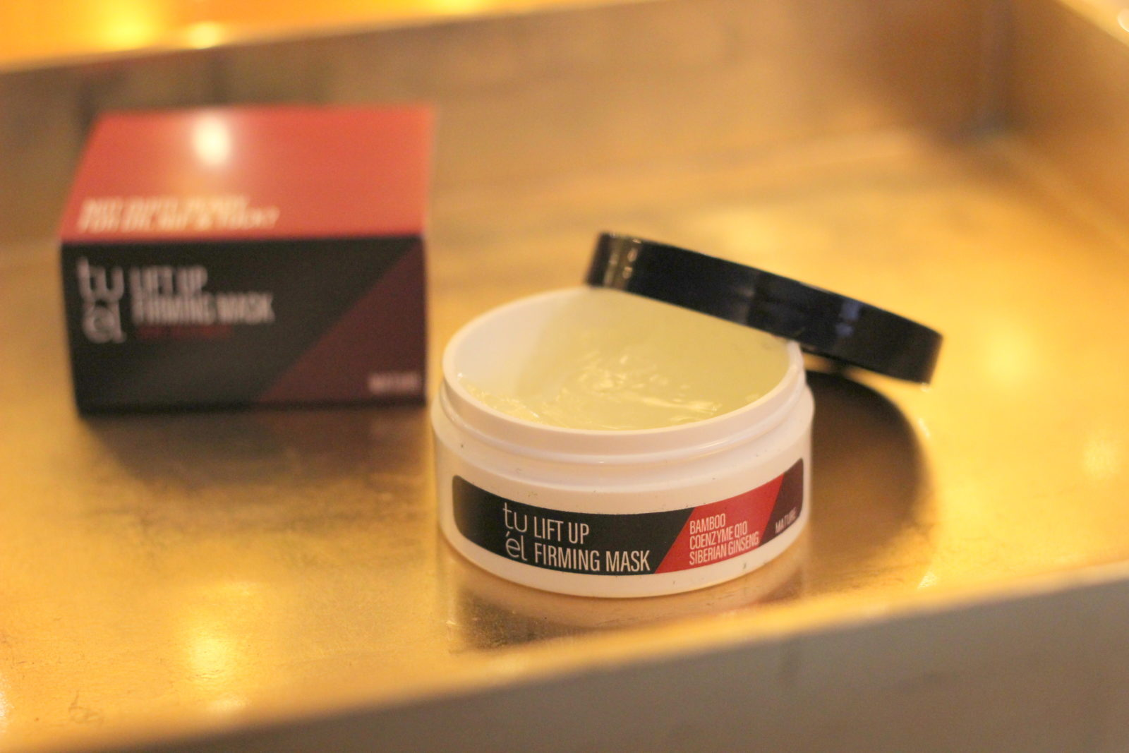 Tuel Lift Up Firming Mask Review