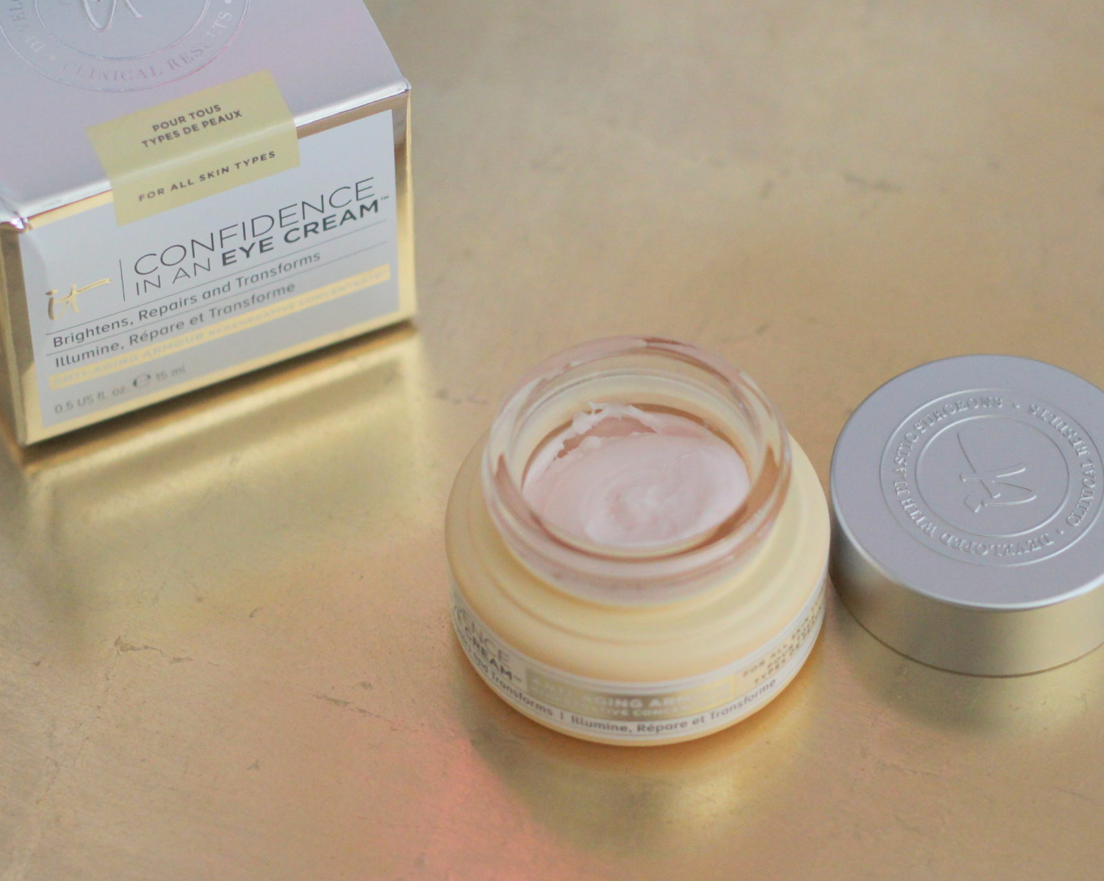 IT Cosmetics Confidence Eye Cream