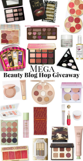 Fall Beauty Blog Hop – 35 Blogs PLUS 1 Big Grand Prize