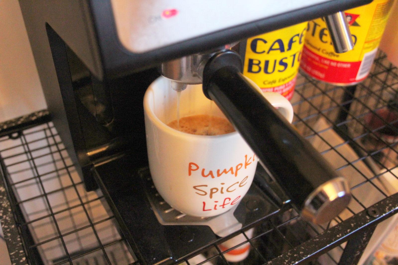 Make Espresso