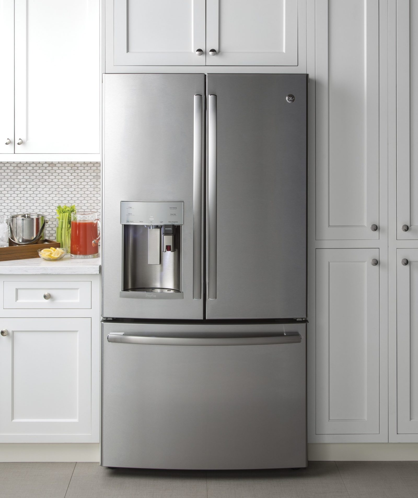 GE Profile Refrigerator Best Buy