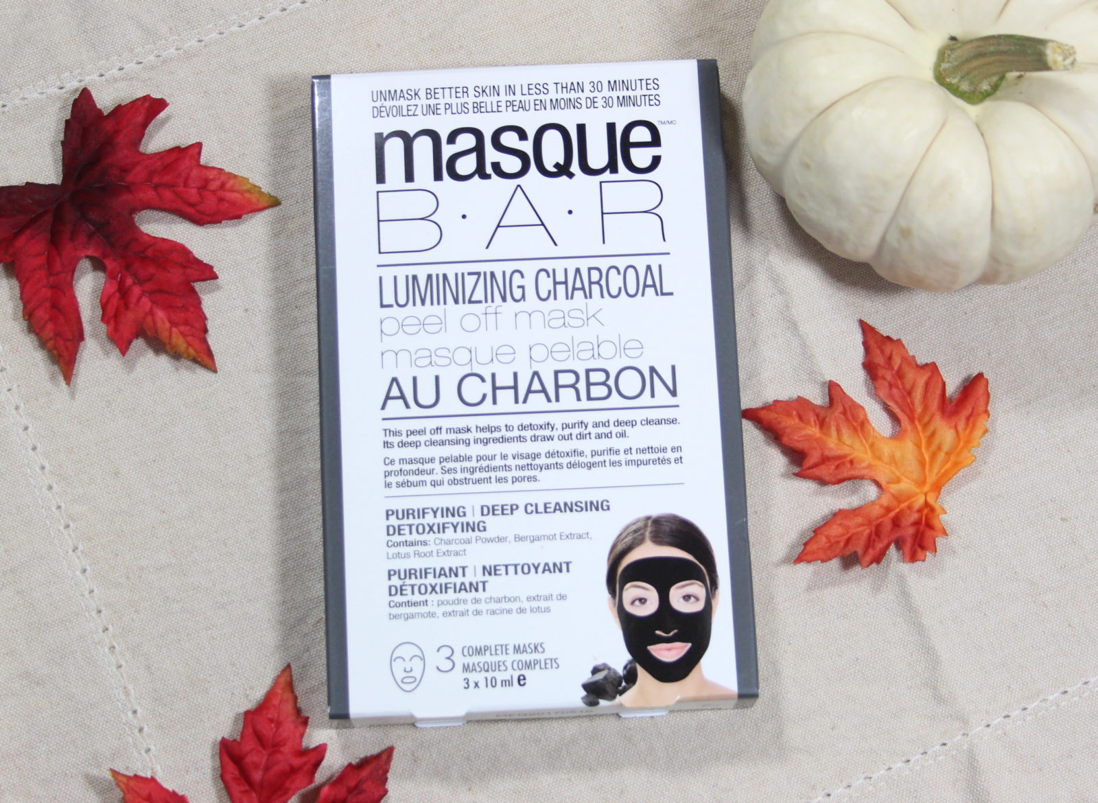 Masque Bar Charcoal Peel Off Mask