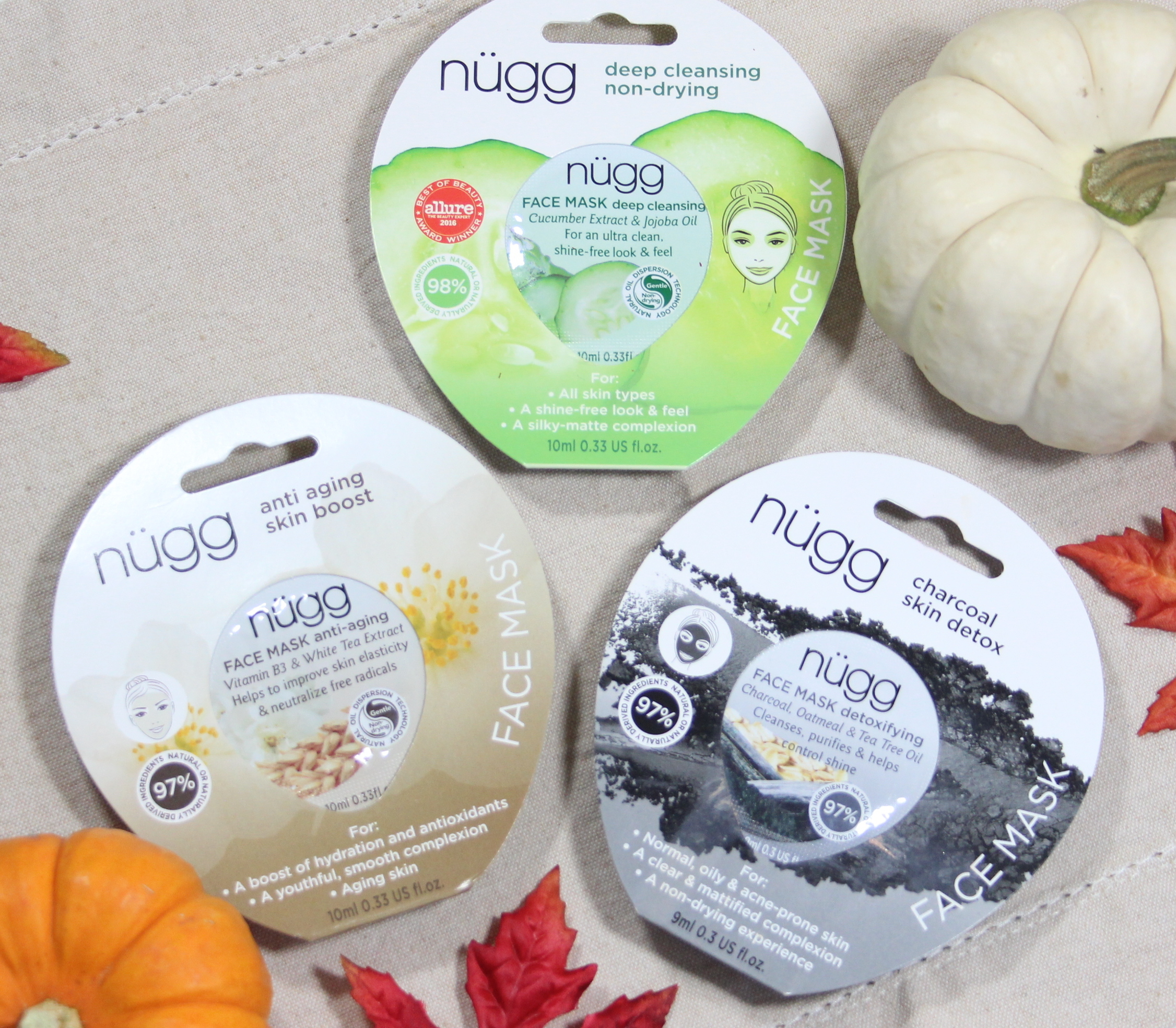Face Masks for Fall + Enter to Win $500 Shopping Spree